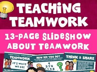 Teaching Teamwork Activity