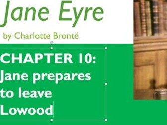 Jane Eyre Chapter 10