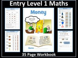 Money: AQA Entry Level 1 Maths