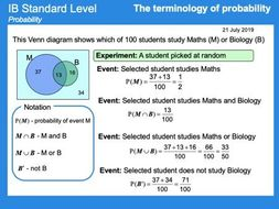IB Mathematics SL Bundle