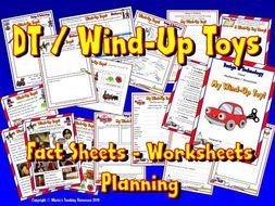 DT / Wind –Up Toys
