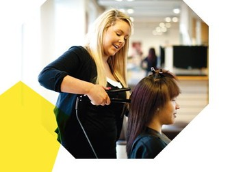 level 2 technicals hair and beauty. City and guilds spec.