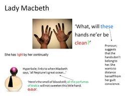 Lady Macbeth Sleep Walking Act 5, Scene 1