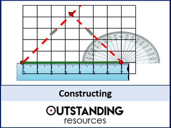 Geometry: Construction - Constructing Triangles (+ resources)
