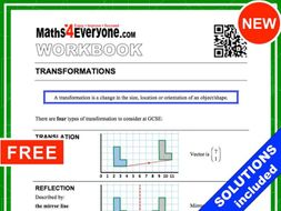 Transformations (Workbook with Solutions)