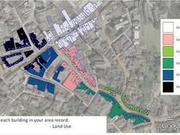 NEA Guide for an urban regeneration study - Leeds