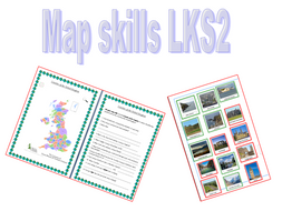Map skills LKS2