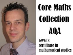 Core Maths resource collection - AQA Level 3
