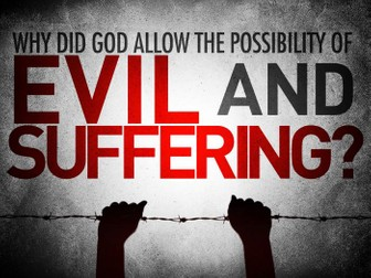 The Problem of Evil (EdExcel A Level Religious Studies)