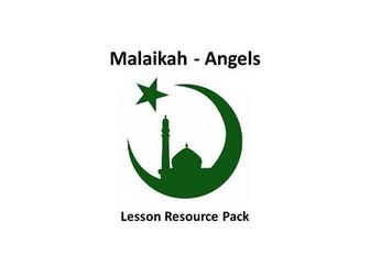 Angels in Islam - AQA