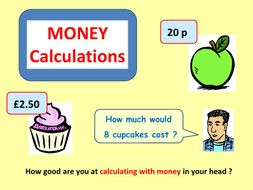 Money Calculations