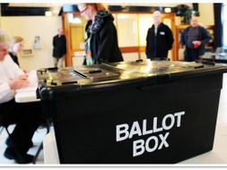 General Elections Secondary Assembly