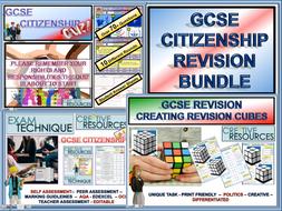 Marking + Revision + Citizenship