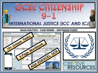 International Justice ( ICC and ICJ )