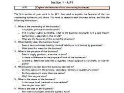 Essay graph analysis