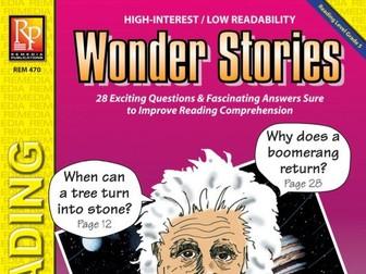 Wonder Stories (Reading Level 5)