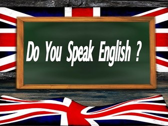 Speak, Write and Play In ESL - Learning English The Fun Way!