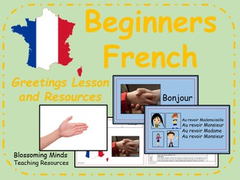 french lesson bundle 15 lessons by blossomingminds teaching resources. Black Bedroom Furniture Sets. Home Design Ideas