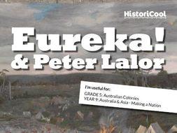 Eureka & Peter Lalor Resource Bundle