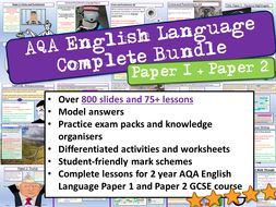 AQA English Language Complete