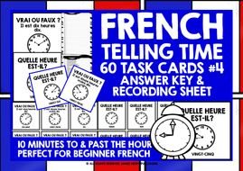 FRENCH-TIME-TEN-TO---PAST-TASK-CARDS.zip