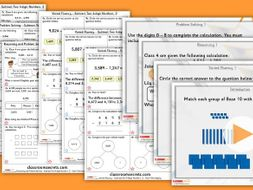 Year 4/5 Mixed Age Autumn Block 2 Step 6 Lesson Pack