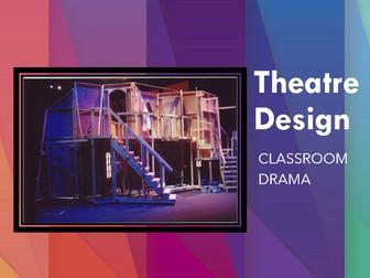 Drama Design Scheme for a Classroom