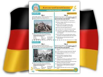 Geschichte - German Speaking Activity