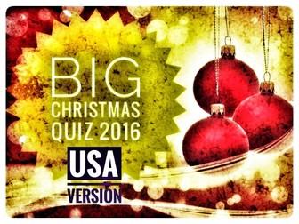Christmas Quiz USA