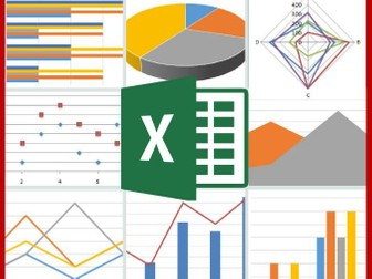 Excel Chart Types Activity