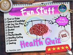 Mental Health Quiz
