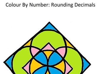 Color By Number: Rounding Decimals