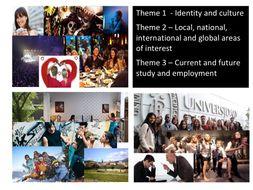 New Spanish GCSE - Exam support bundle (speaking exam, writing exam and translations) - UPDATED