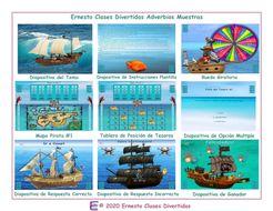 Adverbs-Spanish-Treasure-Hunt-Interactive-PowerPoint-Game.pptx