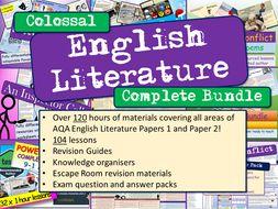 English Literature Complete