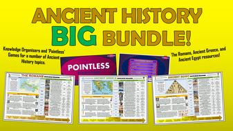Ancient History Big Bundle!