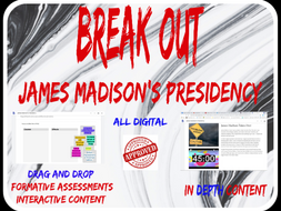 James Madison Break Out