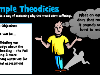 KS3 RE Ultimate Questions - Part 2 Suffering Lesson 3