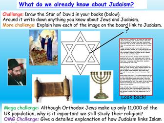 Judaism: Introduction to Judaism