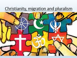 A-Level Religious Studies AQA Christianity, Migration and Pluralism
