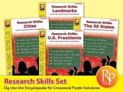 Research Skills {Bundle}