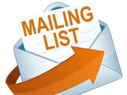 Shropshire Schools Mailing List (email only)