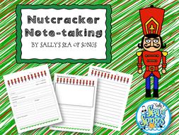 Nutcracker Note-Taking