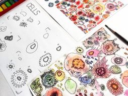 Germs/Cells Illustration Lesson