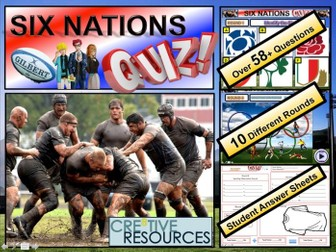 Six Nations Rugby Quiz