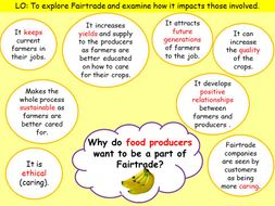 Fairtrade - What is it? Who benefits? How do they benefit?