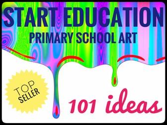 ART. Primary School Art.