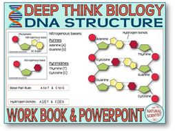 Quick Start Guide DNA Structure lesson