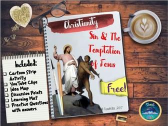 Easter : Sin & Temptation of Jesus
