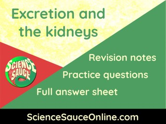 Excretion and the Kidneys